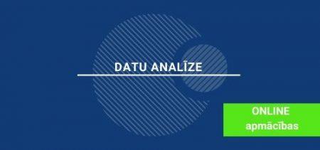 Datu analīzes apmācības