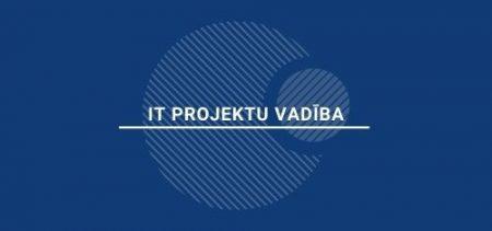 IT projektu vadības apmācības